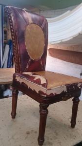 Реставрация стула в Краснодаре