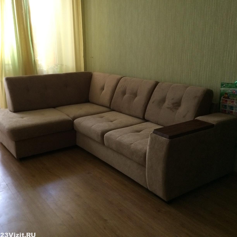 удаление пятен мягкой мебели Домодедово цена