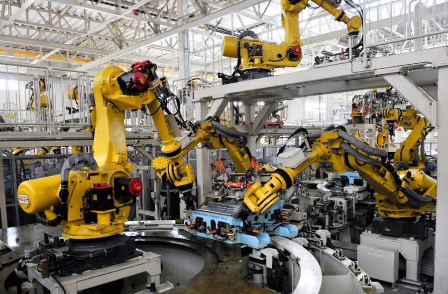 Китайцы покупают немецкую компанию по производству роботов